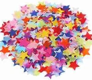 Finishing Touches- Paper Stars