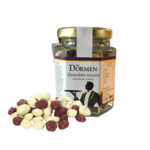 Chocolate Raisins- White and Milk Chocolate