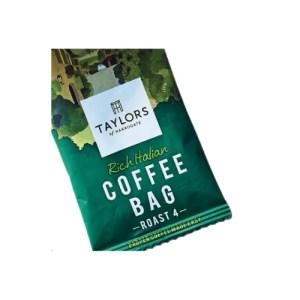 Italian Coffee Bag