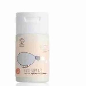 Organic Baby Pamper Kit
