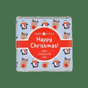 Christmas Milk Chocolate Bar