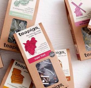 Teapigs- Piglet Pack
