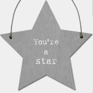 Little Keepsake Star- You're a Star