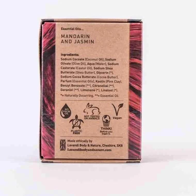lavandi woman gift box-back