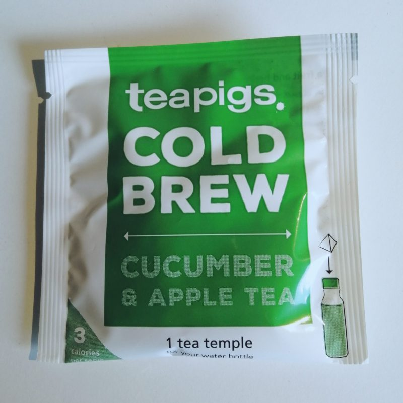 Cucumber and Apple Cold Brew