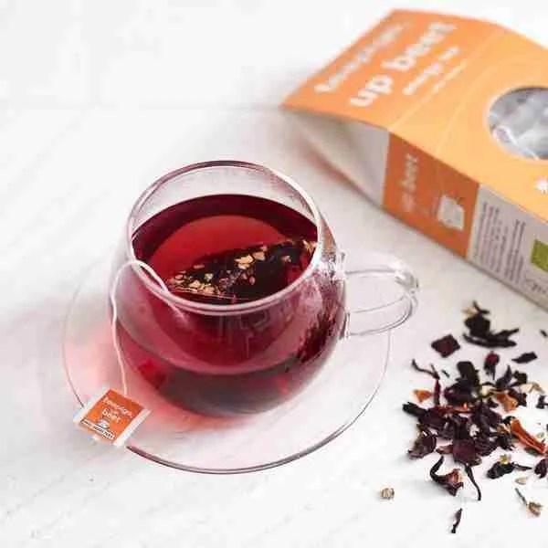 Upbeet Teapigs Tea