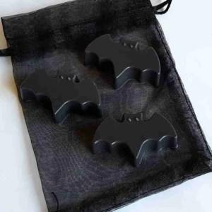 Black Pearl Orchid Bat Shaped Wax Melts