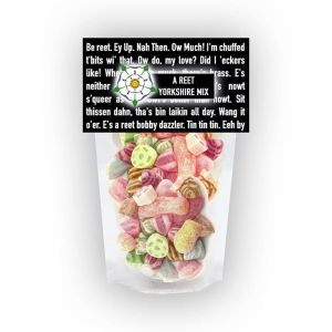 A Reet Yorkshire Mix- Sweet Pouch