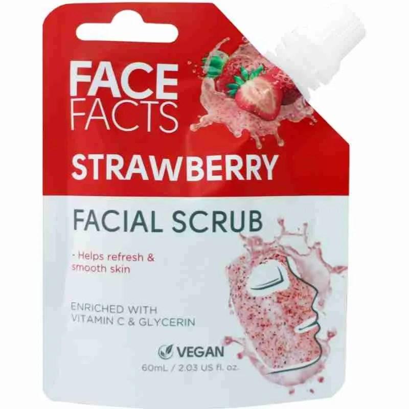 Strawberry Face Scrub
