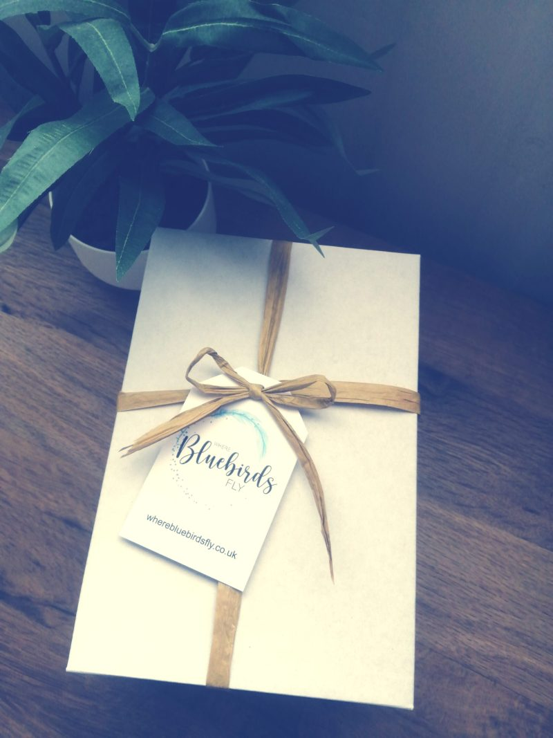 Signature Gift Wrap- tied with a bow