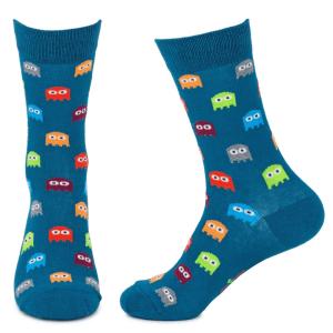 Arcade Ghost Socks