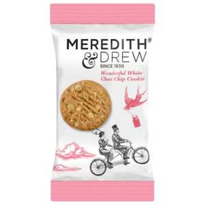 White Chocolate Chip Cookies- Meredith & Drew Mini Biscuits