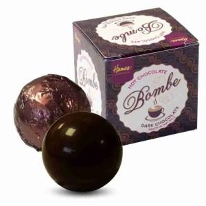 Hot Chocolate Bombe- Dark Chocolate