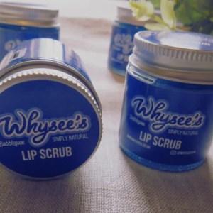 Whysee's Bubblegum Lip Scrub