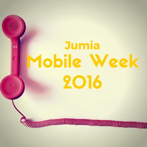 Jumia Mobile Week 2016