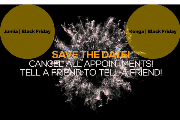 Konga Black Friday VS Jumia Black Friday 2016