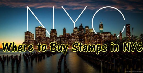 Where to Buy Stamps in NYC Near Me