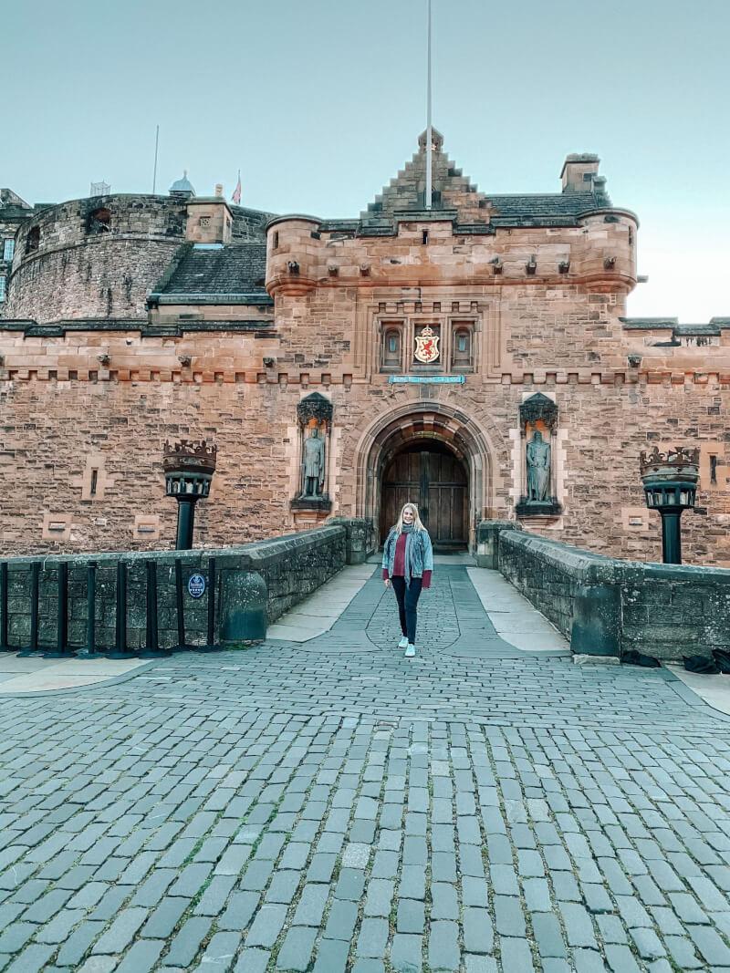 image of Edinburgh Castle, Scotland