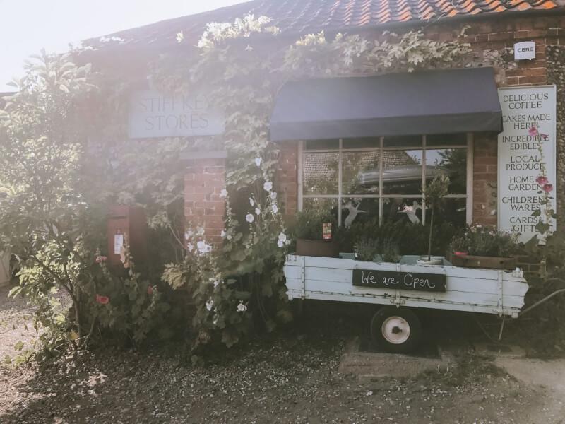 Image of Stiffkey Stores in a Norfolk coastal village