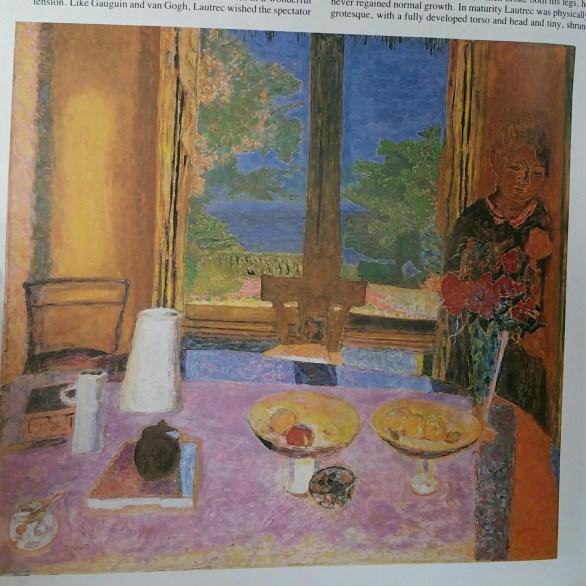 "Pierre Bonnard ""Dining Room on the Garden"""