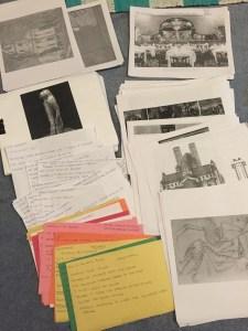 Art History Study Cards