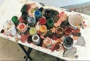 VCCA paints