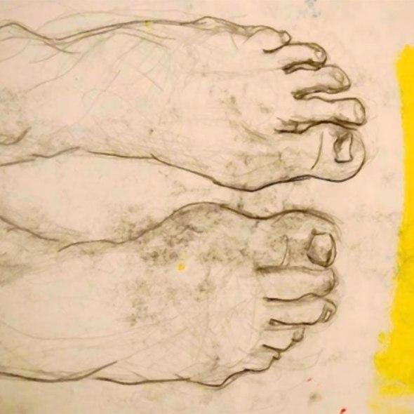 toes, alicia