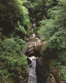 Rocky Passage, Bushkill Falls