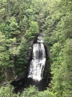 Waterfall, Bushkill Falls