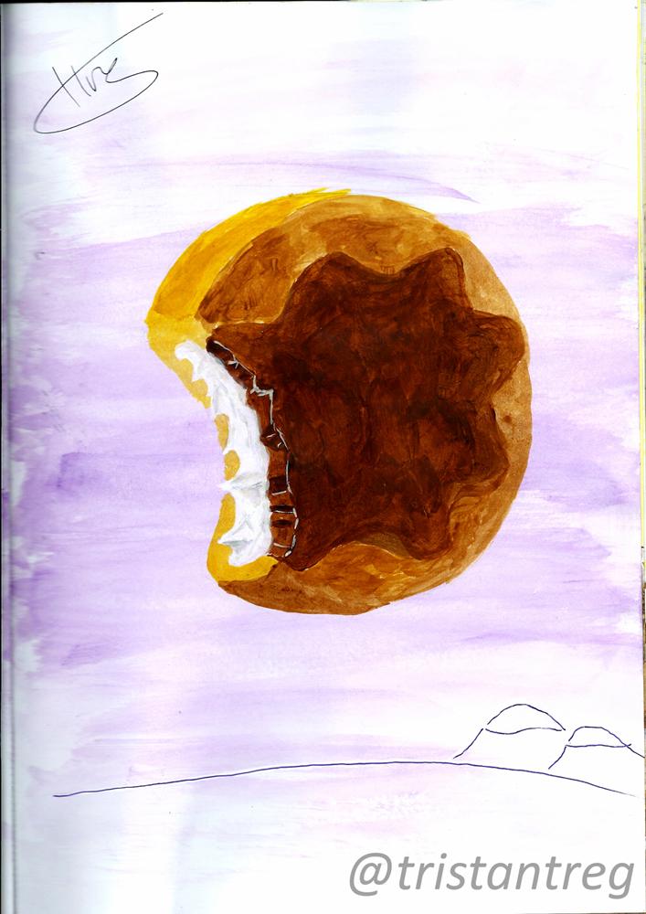Cream-Biscuit