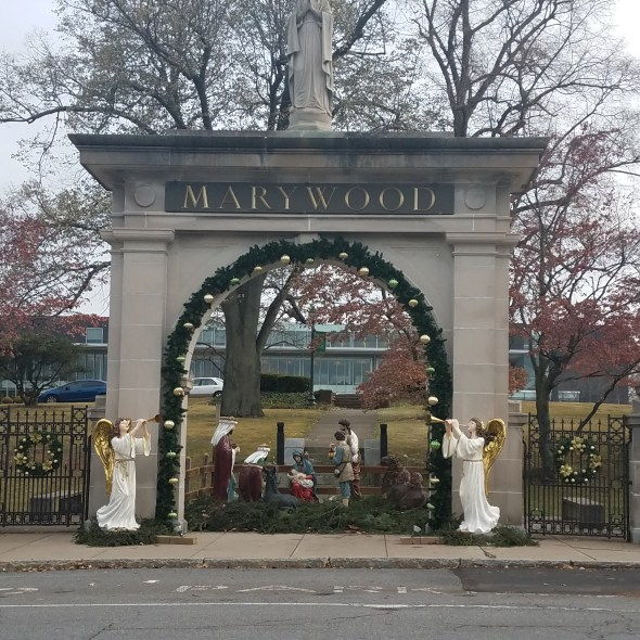marywood arch