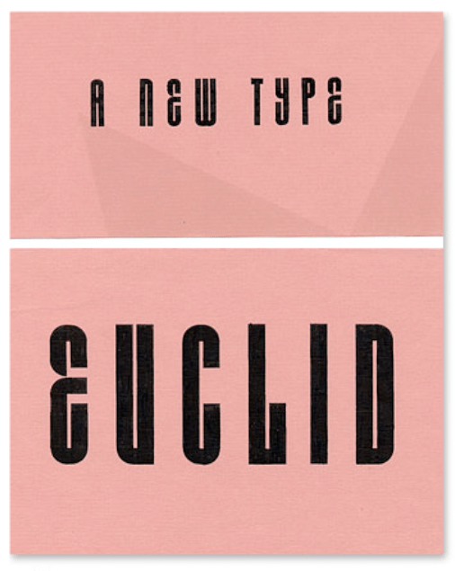 Euclid - A New Type