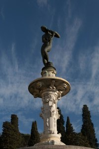 Venus Fountain Statue