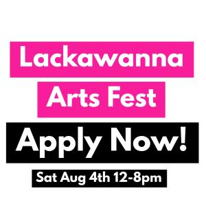 Lackawanna Arts Fest!