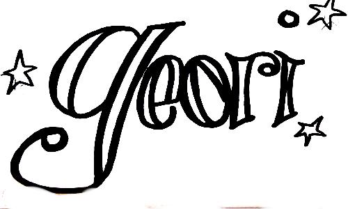 sketch of my logo