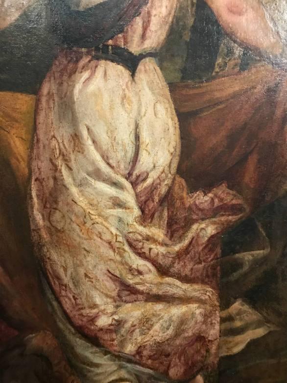Tintoretto Close Up