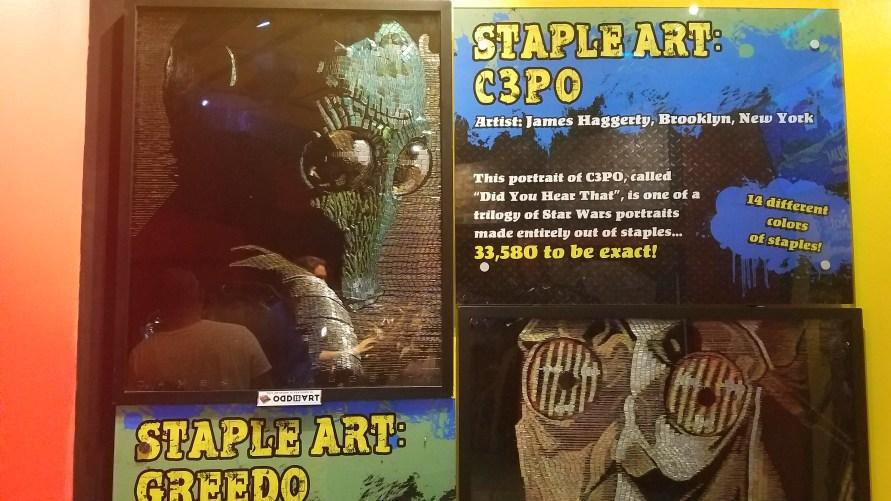 staple art