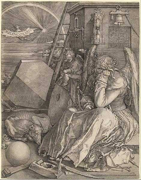 Albrecht_Dürer_-_Melencolia_I