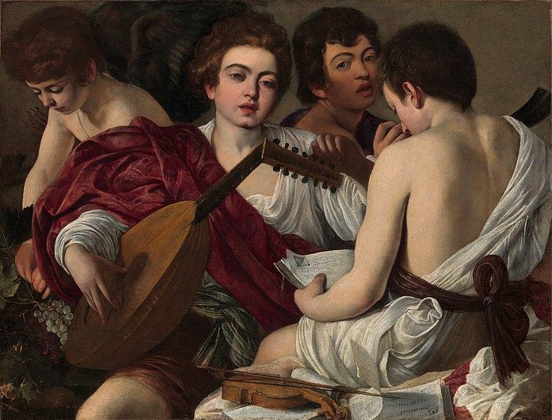 788px-Caravaggio_-_I_Musici