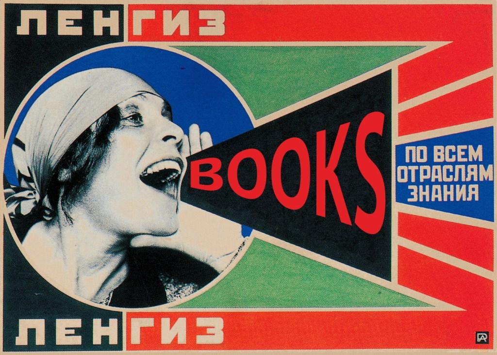 Alexander Rodchenko poster
