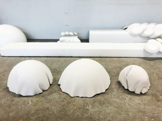 Sibio, Fabric Casts