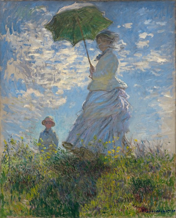 800px-Claude_Monet_-_Woman_with_a_Parasol_-_Madame_Monet_and_Her_Son_-_Google_Art_Project
