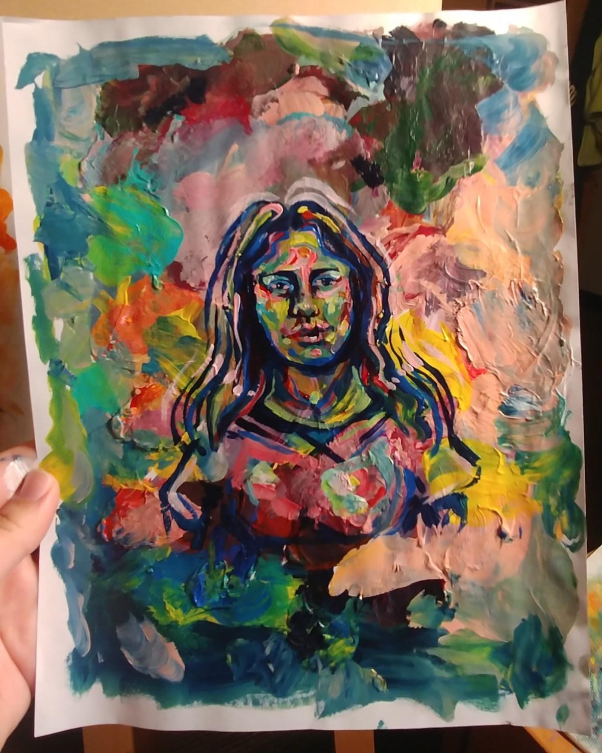 Palette portrait 2