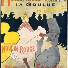 Moulin Rouge: La Goulue,1891