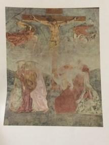 Andrea del Castagno's Crocifissione
