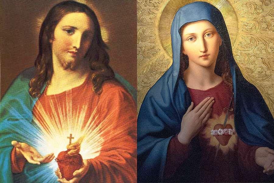 Sacred Heart, Immaculate Heart