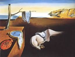 Persistence of Memory, Dali