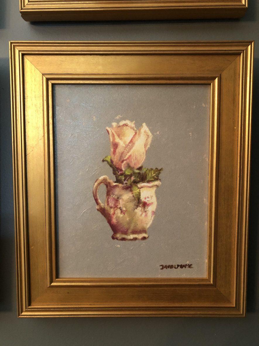 Rose in a Teacup