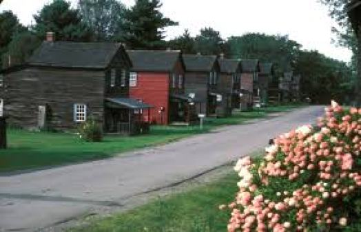 Eckley Miners' Village - Wikipedia