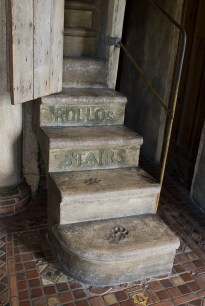 Rollo's Stairs in Fonthill
